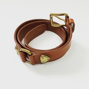 VINTAGE Liz Claiborne Leather Belt